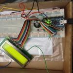 Arduino Keyer 1st attempt