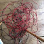 43 meter of speaker wire