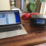 First testrun FYM-delta-loop