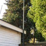 Drying mast