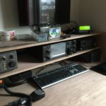 Place IC-7610 in new room