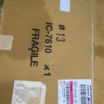 Package ICOM IC-7610
